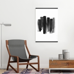 Magnetic 20 x 30 - Black shapes