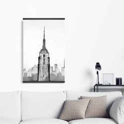 Magnetic 20 x 30 - Empire state building