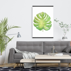 Magnetic 20 x 30 - Tropical leaf