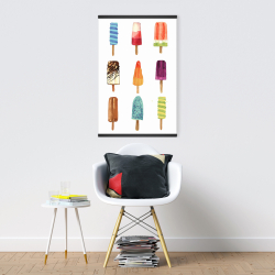 Magnetic 20 x 30 - Iced lollipop