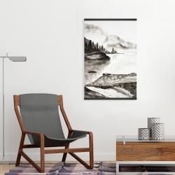 Magnetic 20 x 30 - Peaceful landscape