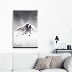 Magnetic 20 x 30 - Mountain peak