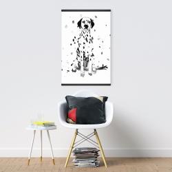 Magnetic 20 x 30 - Dalmatian dog