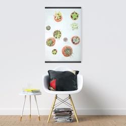 Magnetic 20 x 30 - Cactus plants