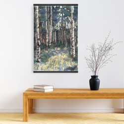 Magnetic 20 x 30 - Birches