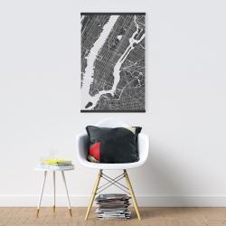 Magnetic 20 x 30 - New-york city plan
