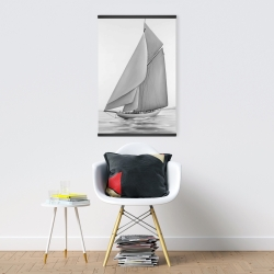 Magnetic 20 x 30 - Vintage sailing ship