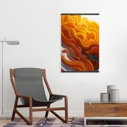 Magnetic 20 x 30 - Colorful smoke