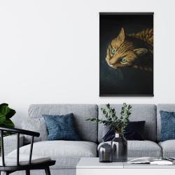 Magnetic 20 x 30 - Bengal cat