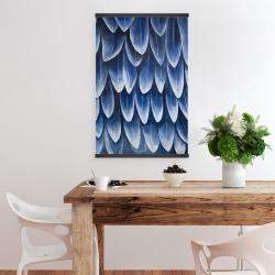 Magnetic 20 x 30 - Plumage blue