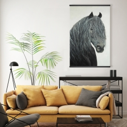 Magnetic 20 x 30 - Wild heart horse