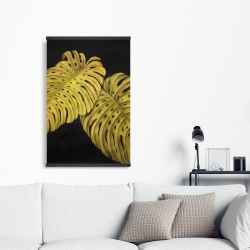 Magnetic 20 x 30 - Gold monstera