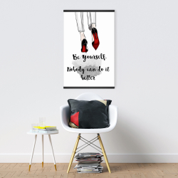 Magnetic 20 x 30 - Be yourself