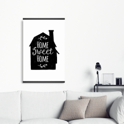 Magnetic 20 x 30 - Home sweet home