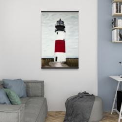 Magnetic 20 x 30 - Sankaty head lighthouse