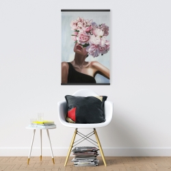 Magnetic 20 x 30 - See life in flowers