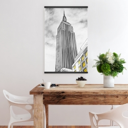 Magnetic 20 x 30 - Outline of empire state building