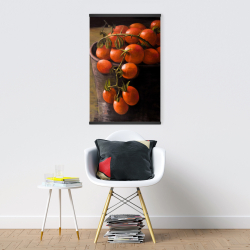 Magnetic 20 x 30 - Bucket of cherry tomatoes