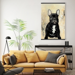 Magnetic 20 x 30 - French bulldog