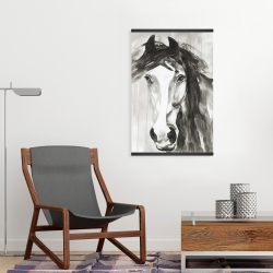 Magnetic 20 x 30 - Beautiful wild horse
