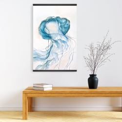 Magnetic 20 x 30 - Jellyfish moving