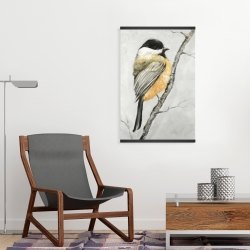 Magnetic 20 x 30 - Small coal tit