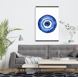 Magnetic 20 x 30 - Erbulus blue evil eye