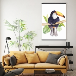 Magnetic 20 x 30 - Toucan