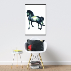 Magnetic 20 x 30 - Elegant horse