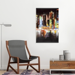 Magnetic 20 x 30 - Cityscape by night