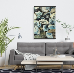 Magnetic 20 x 30 - Oyster shells