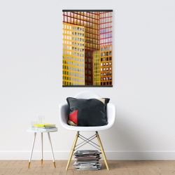 Magnetic 20 x 30 - Skyscrapers