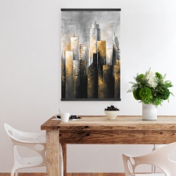 Magnetic 20 x 30 - Abstract skyline