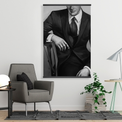 Magnetic 28 x 42 - Businessman