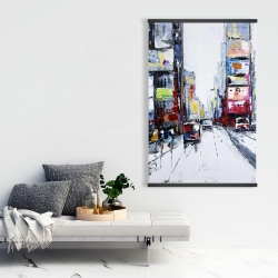 Magnetic 28 x 42 - Time square