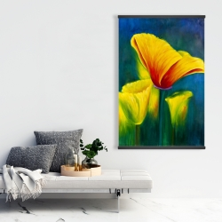 Magnetic 28 x 42 - Beautiful colorful flowers