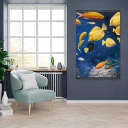 Magnetic 28 x 42 - Fish under the sea