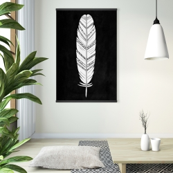 Magnetic 28 x 42 - Feather with patterns