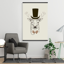 Magnetic 28 x 42 - Aristocrat roe deer