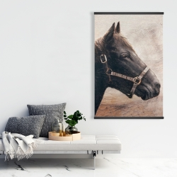 Magnetic 28 x 42 - Gallopin the brown horse