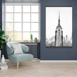 Magnetic 28 x 42 - Empire state building