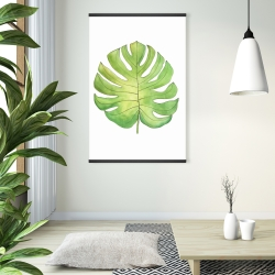 Magnetic 28 x 42 - Tropical leaf