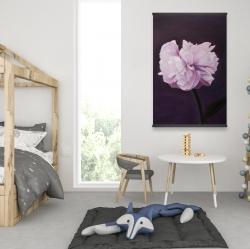 Magnetic 28 x 42 - Beautiful purple flower