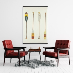Magnetic 28 x 42 - Canoe paddles