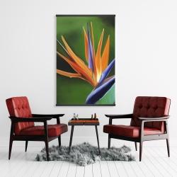 Magnetic 28 x 42 - Bird of paradise flower