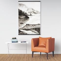 Magnetic 28 x 42 - Peaceful landscape