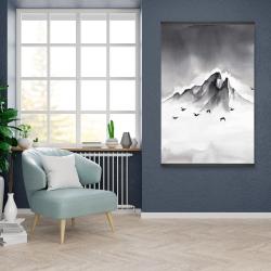 Magnetic 28 x 42 - Mountain peak