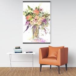 Magnetic 28 x 42 - Romantic bouquet