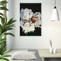 Magnetic 28 x 42 - Blooming peonies
