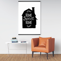 Magnetic 28 x 42 - Home sweet home
